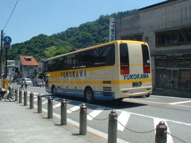 ... 茨城の観光バス 横川観光