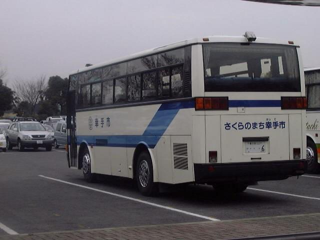 公共的な自家用バス 栃木県以外...
